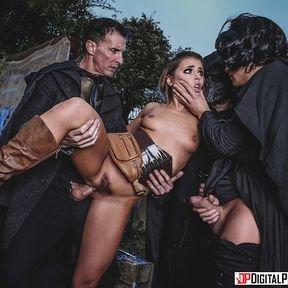 Adriana Chechik - Star Wars: The Last Temptation
