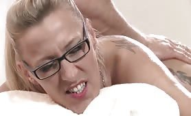 Milf Goddess Lana Vegas Loves A Nuru Massage