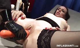 Blindfolded Submissive Slut Gubdula Pervers