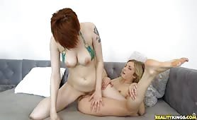 Bree Daniels and Karla Kush realized they had a crush on each other