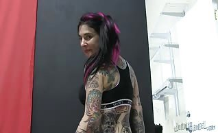 Joanna Angel Behind The Scenes
